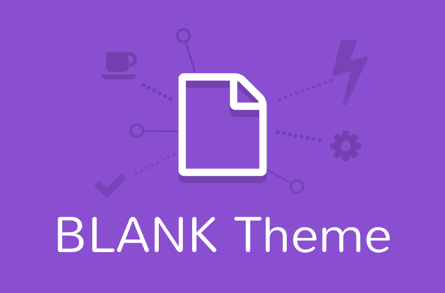 blank theme live composer